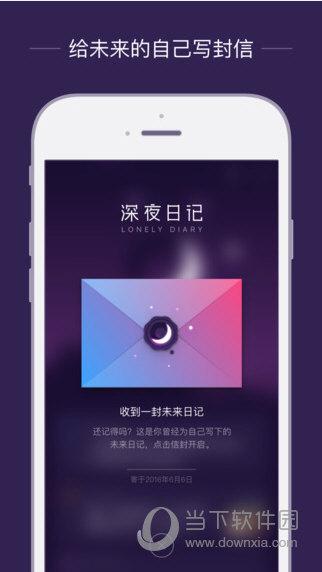 深夜日记app