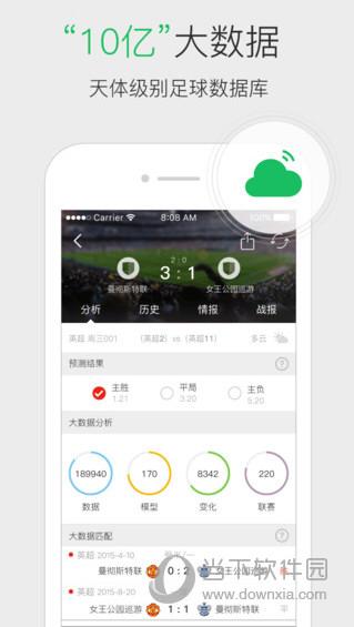 猎球预测App