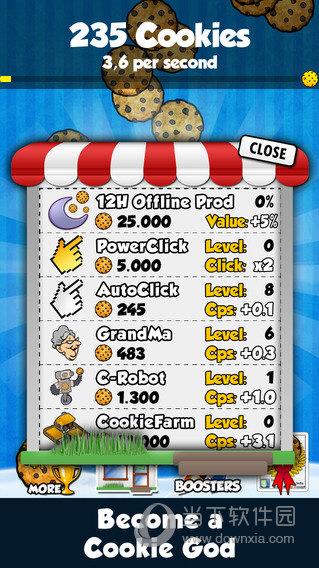 饼干大师iOS版