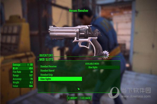 辐射4麦克雷左轮枪MOD