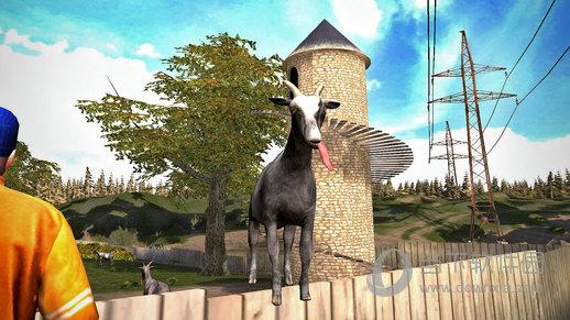 模拟山羊苹果版