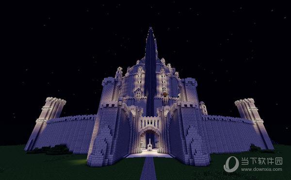 我的世界米纳斯蒂里斯城堡材质包