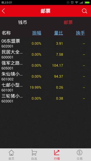 全球财富邮币卡 V5.5.1.10 安卓版截图2