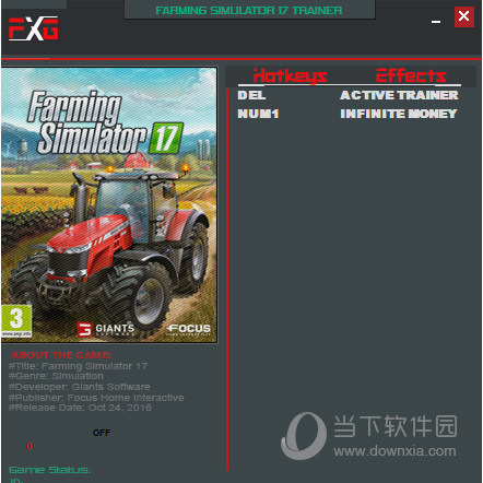 模拟农场17金钱修改器