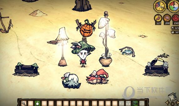 饥荒蘑菇家庭MOD