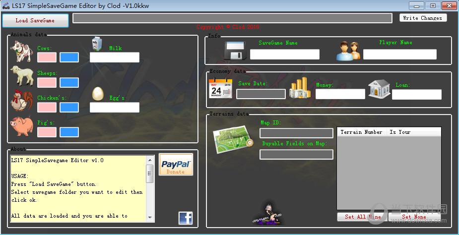 模拟农场17多项存档修改器