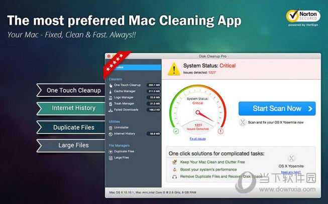 Disk Cleanup MAC版