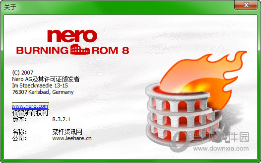 Nero8中文破解版下载