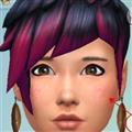 模拟人生4脸部腮红MOD V1.0 绿色免费版