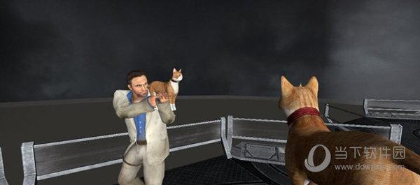 求生之路2萌猫冲锋枪MOD