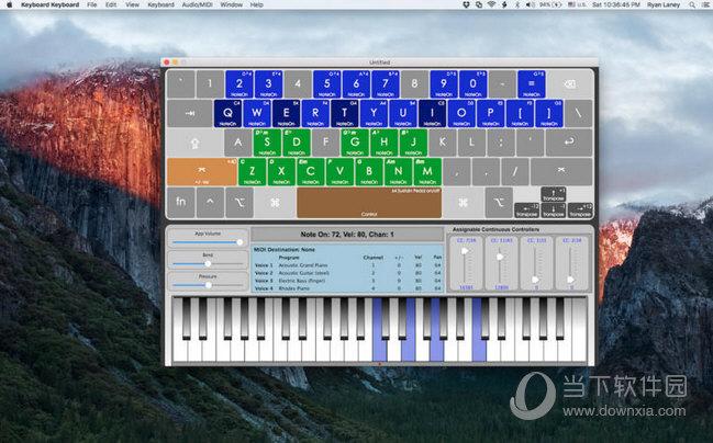 Keyboard Keyboard MAC版