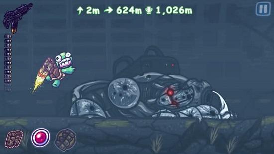 超级弹射龟无限金币版 V1.143 安卓版截图4