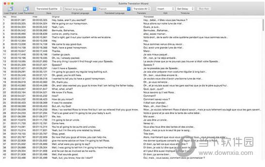 Subtitle Translation Wizard Mac版