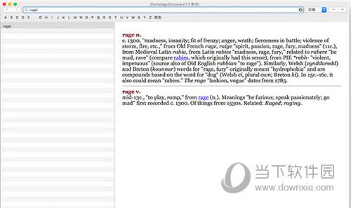 Etymology Dictionary