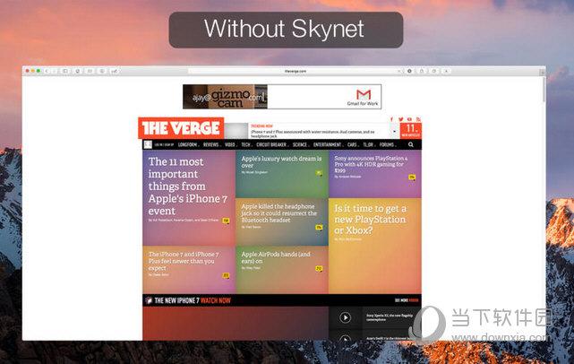 Skynet MAC版