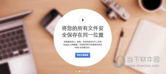 Google云端硬盘MAC版