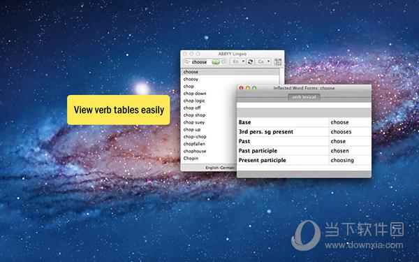 灵悟词典Mac版