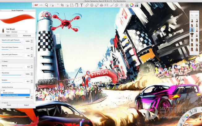 Autodesk SketchBook MAC版