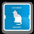 Cal Cat(猫咪日历) V1.6 MAC版