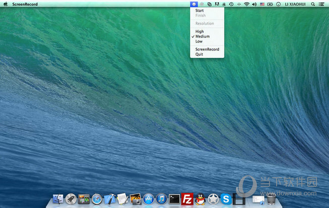ScreenRecord MAC版