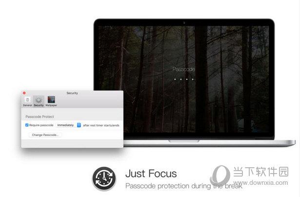 Just Focus MAC版
