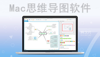 Mac思维导图软件