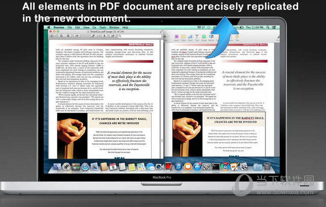 how to change a pdf file to mac pages