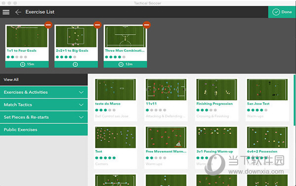 Tactical Soccer Mac版