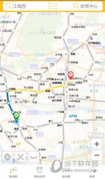 广州微地铁APP