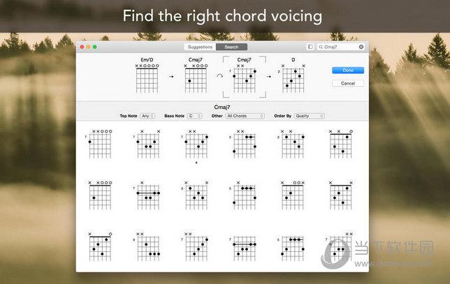 ChordMate 3 MAC版