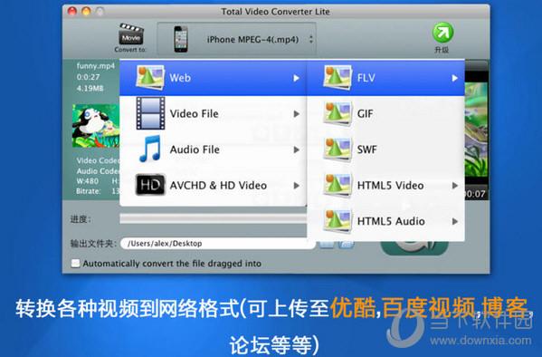 Total Video Converter Mac版