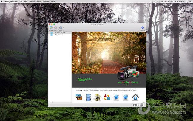 Willing Webcam MAC版