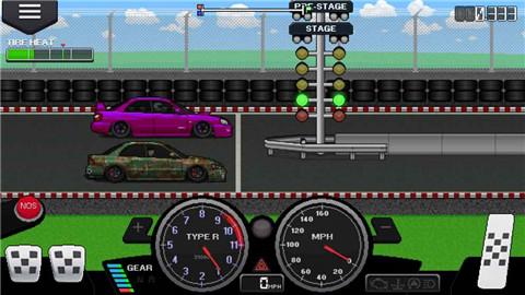 像素赛车手破解版 V1.0.5 安卓版截图5