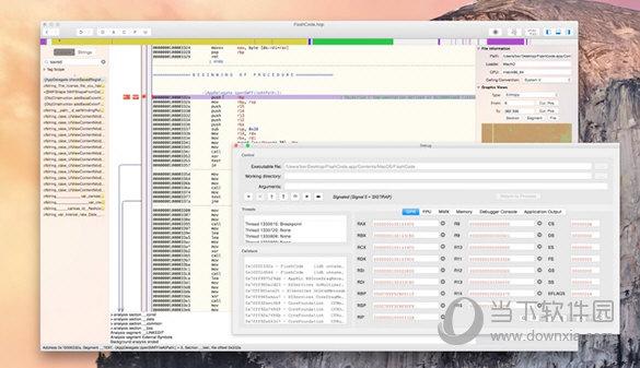 Hopper Disassembler  for MAC