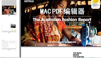 苹果电脑PDF编辑器