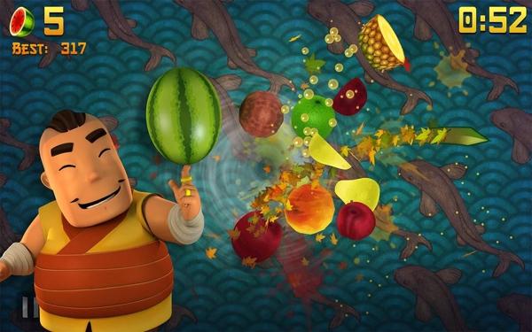 水果忍者终极变态版 V3.0 安卓版截图4