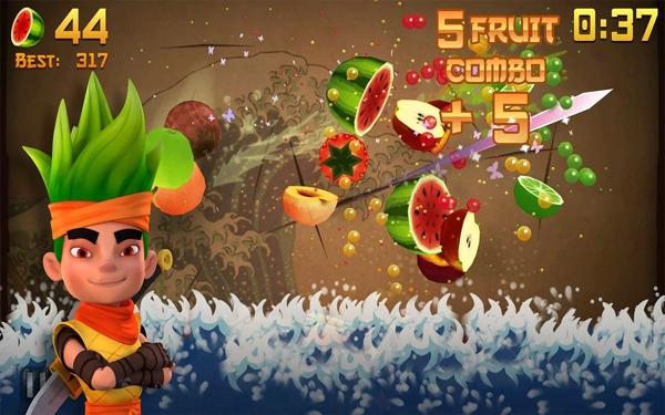 水果忍者终极变态版 V3.0 安卓版截图3