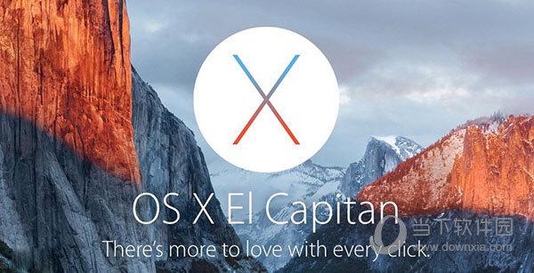 MAC OS X10.11下载