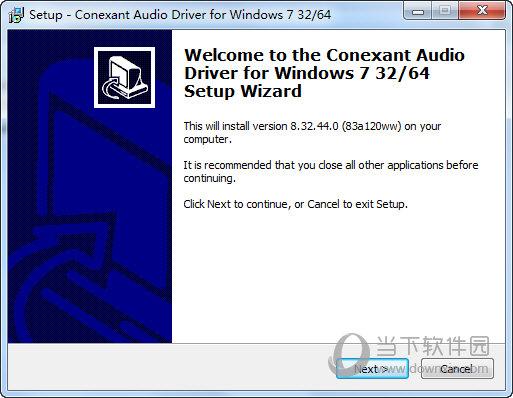 联想T420笔记本Conexant声卡驱动