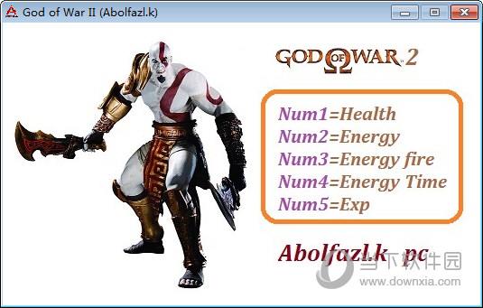 战神2圣剑神罚修改器