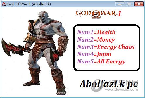 战神1修改器