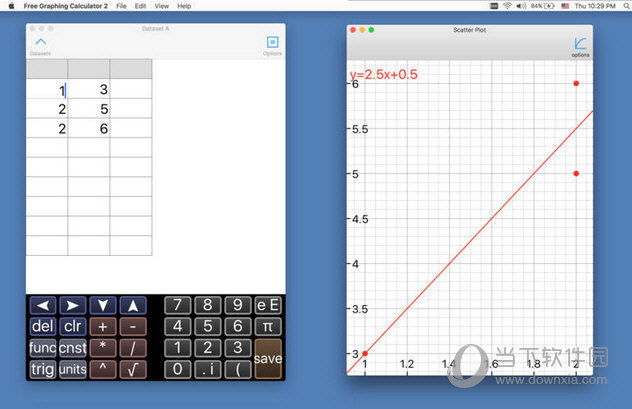 Free Graphing Calculator 2 MAC版