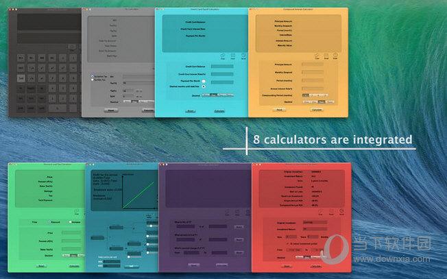 Super Calculators MAC版