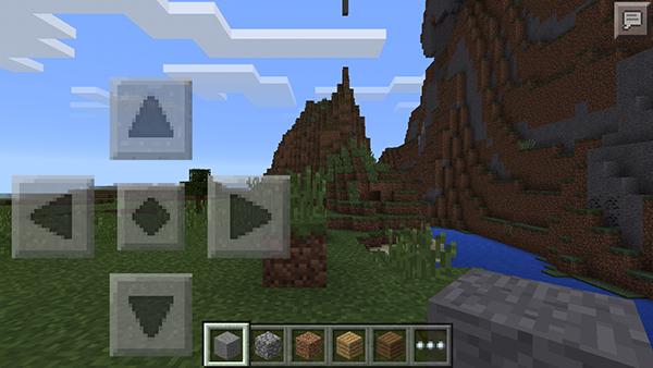 我的世界1.0.0.7版 安卓版截图2