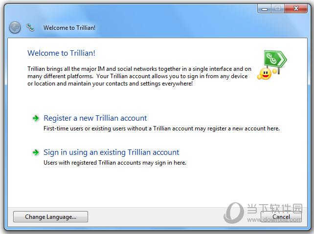 Trillian中文版