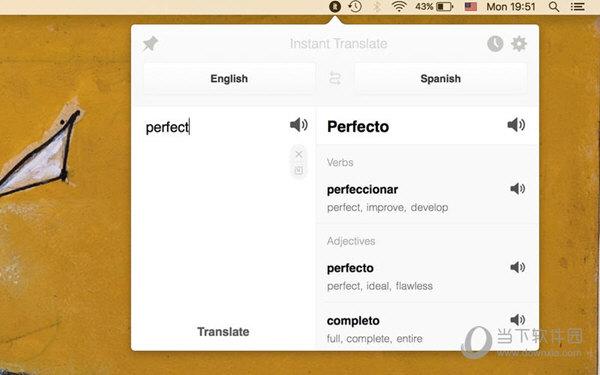 instant translate