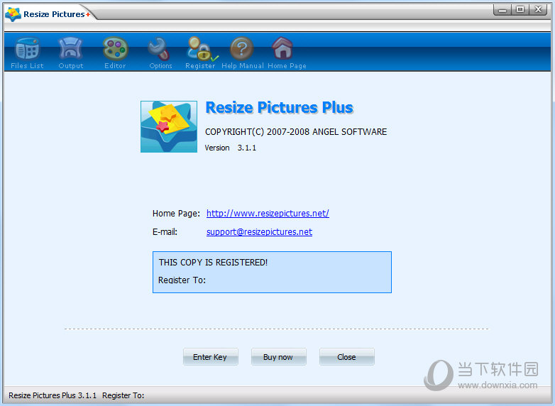 Resize Pictures