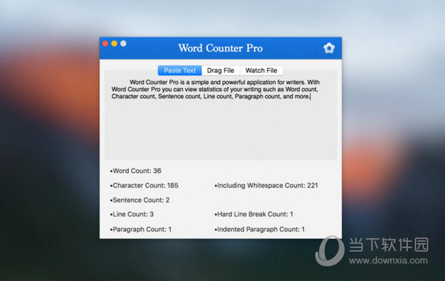 Word Counter Pro MAC版