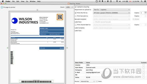 EasyTag CloudPrinter MAC版下载