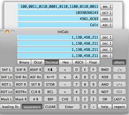 IntCalc MAC版